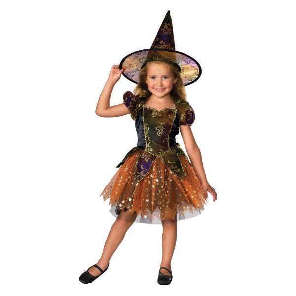 Costume Strega Bambina - Rubies - Idee regalo  3b739f704b81