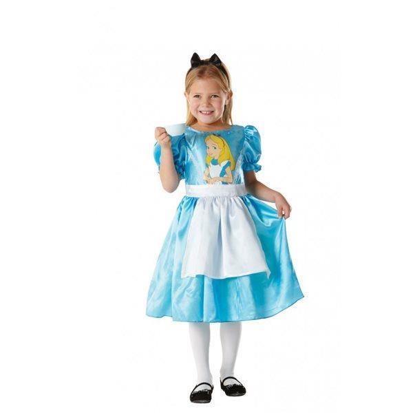 Alice nel Paese delle Meraviglie Ragazze Costume Storia Libro Settimana Giorno Costume da bambino TEEN