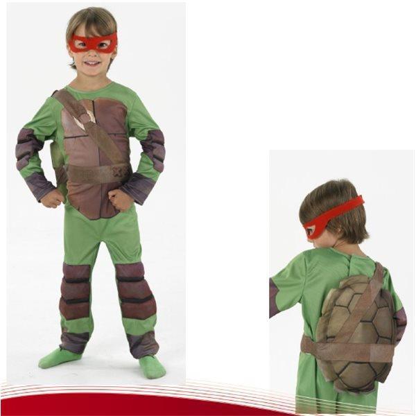 Costume Tartarughe Ninja Teenage Mutant Originale Rubies Idee