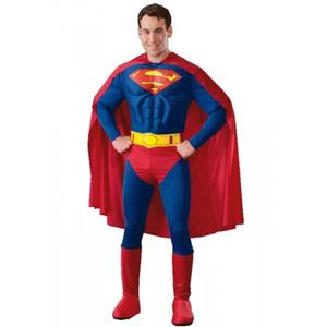 Costume Superman Deluxe