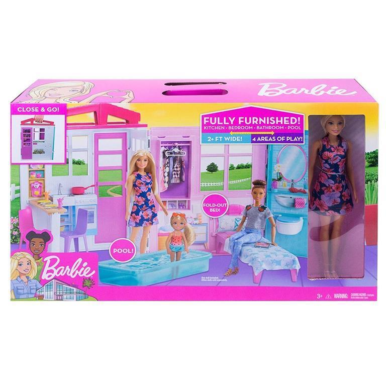 Barbie Loft Di Barbie Con Bambola Mattel Bambole Fashion Giocattoli Ibs