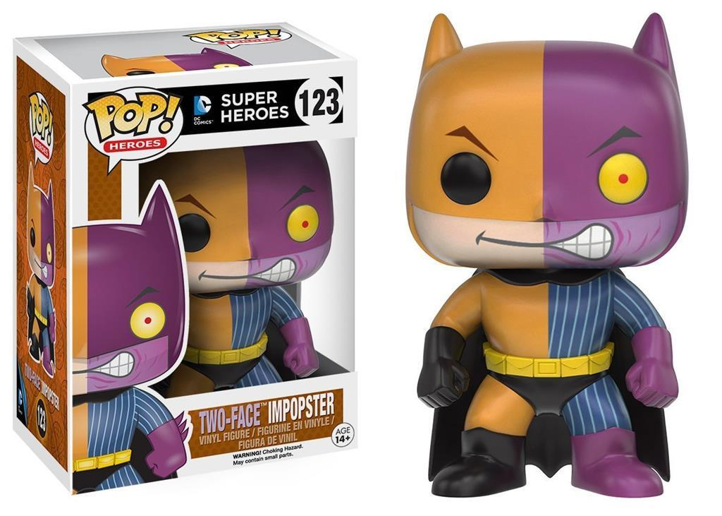 f6f6ca57cd Funko POP! Heroes ImPOPsters. Batman as Two-Face ImPOPster - Funko ...