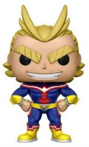 Funko POP! Animation My Hero Academia. All Might - 2