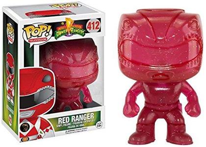 Funko POP! Television. Power Rangers. Red Ranger Morphing - 2