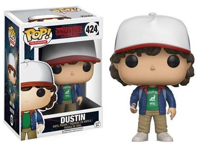 Funko POP! Television. Stranger Things Dustin - 4