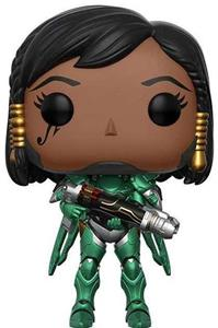 Funko Pop Culture Games Overwatch Emerald Pharah