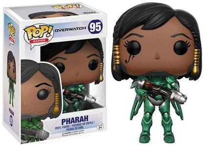 Funko Pop Culture Games Overwatch Emerald Pharah - 2