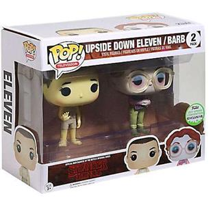 Funko Pop Upside Down Eleven / Barb 2 pack. Stranger Things - 2