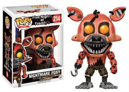 Funko POP! Games Five Nights At Freddys. Nightmare Foxy