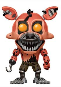 Funko POP! Games Five Nights At Freddys. Nightmare Foxy - 3