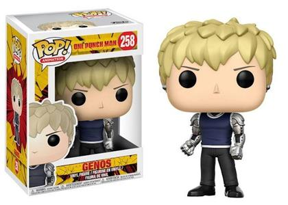 Funko POP! Animation. One Punch Man. Genos - 3