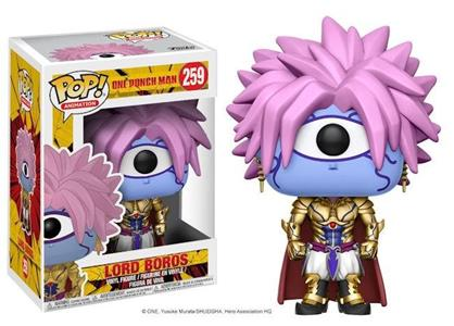 Funko POP! Animation. One Punch Man. Lord Boros - 3