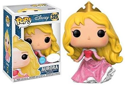 Funko POP! Disney. Sleeping Beauty. Aurora Glitter - 2