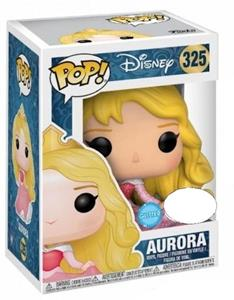 Funko POP! Disney. Sleeping Beauty. Aurora Glitter - 3