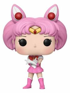 Funko POP! Sailor Moon. Chibi Moon Sparkle Glitter
