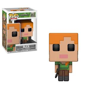 Funko POP! Minecraft. Alex - 2