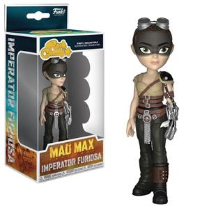 Funko Rock Candy. Mad Max. Fury Road. Furiosa