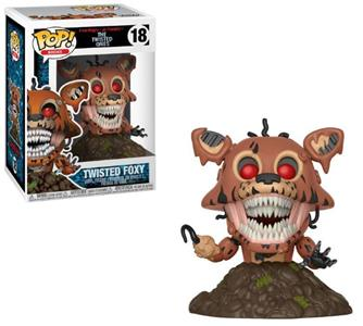 Funko POP! Five Nights at Freddy's. Twisted Foxy - 2