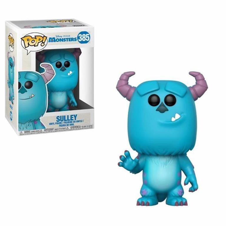460aedf927 Monsters Inc. POP! Disney Vinyl Figure Sulley 9 cm - Funko - Cartoons -  Giocattoli | IBS