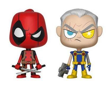 Funko Vynl. Deadpool & Cable 2-Pack - 2
