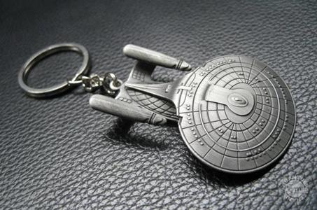 Portachiave Star Trek USS Enterprise NCC-1701-D
