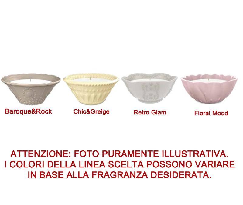 6442e16075 Baci Milano Candela Grande Profumo Di Baci 227 Gr 14,5X6,5 Cm - Baci ...