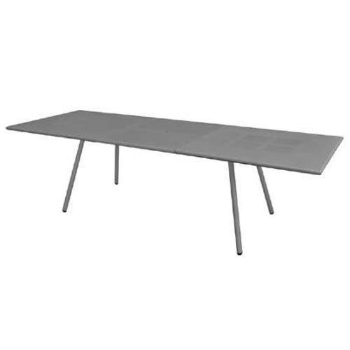 Emu Piano Tavolo Allungabile.Tavolo Bridge Allungabile 160 210x90cm Grigio Emu Casa E