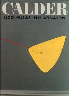 Calder. [German Text] - copertina