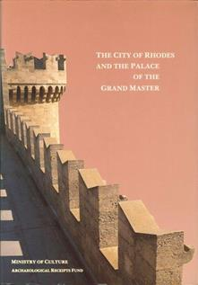 The City of Rhodes and the Palace of the Grand Master - copertina