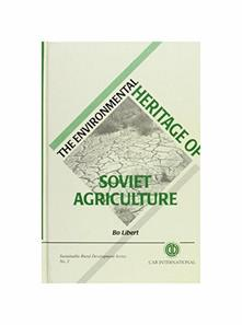 2: the Environmental Heritage of Soviet Agriculture - copertina