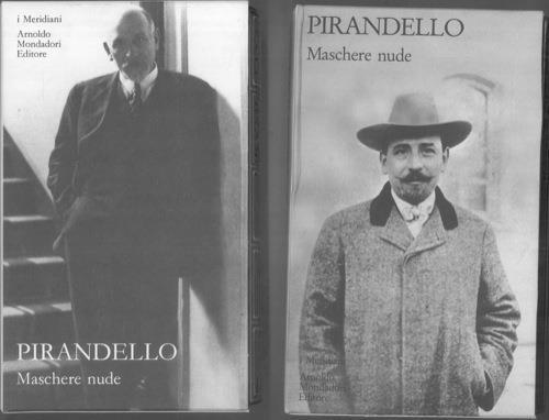 Maschere nude - Luigi Pirandello - Biblioteca Moderna