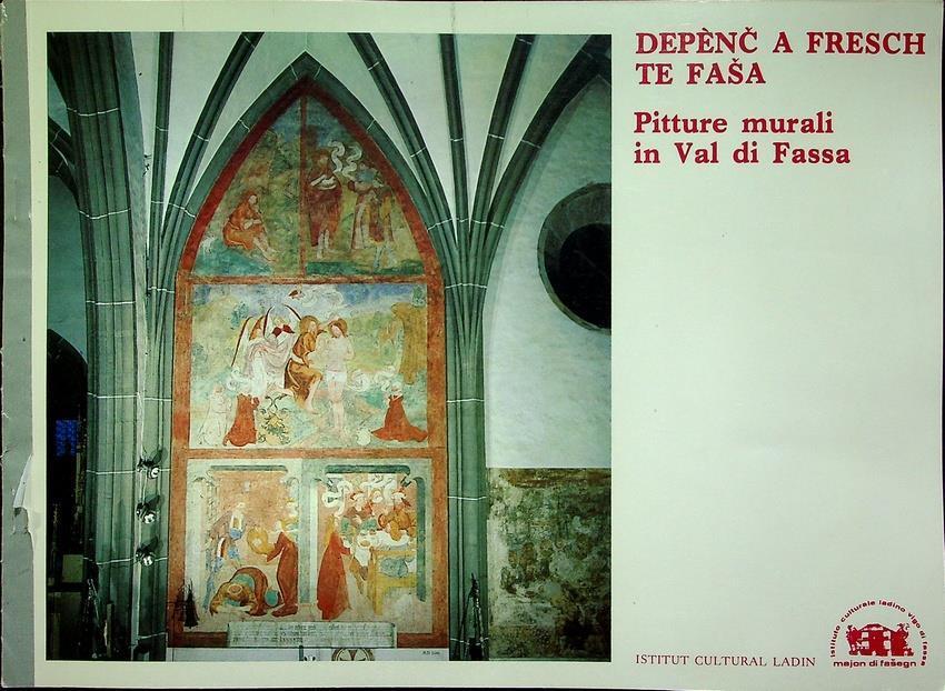 Pittura Murale In Val Di Fassa Angela Mura Libro Usato Istituto Culturale Ladino Ibs