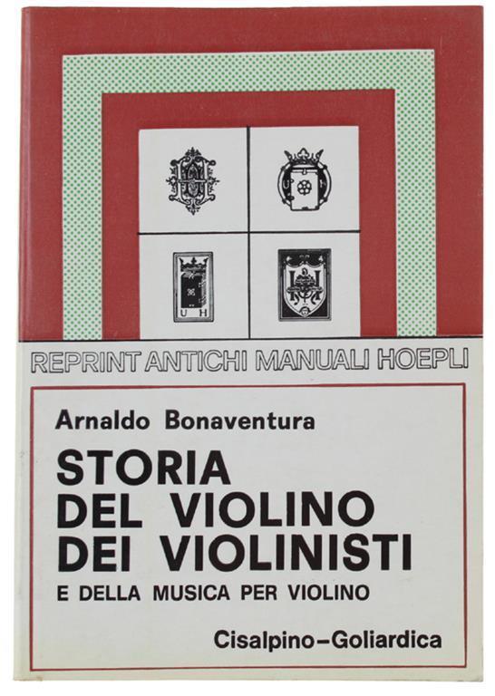 Storia del violino, dei violinisti e della musica per ...
