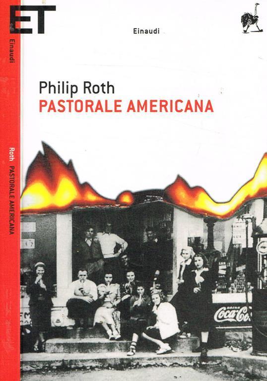 Risultato immagini per PASTORALE AMERICANA DI PHILIP ROTH