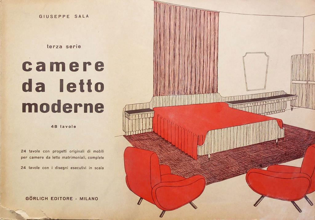 Mobili Per Camera Da Letto Milano : Camere da letto moderne tavole con progetti originali di