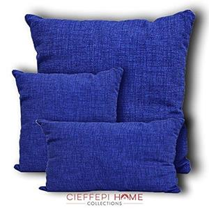 Federa Copricuscino (40x40, Royal) Cieffepi Home Collections