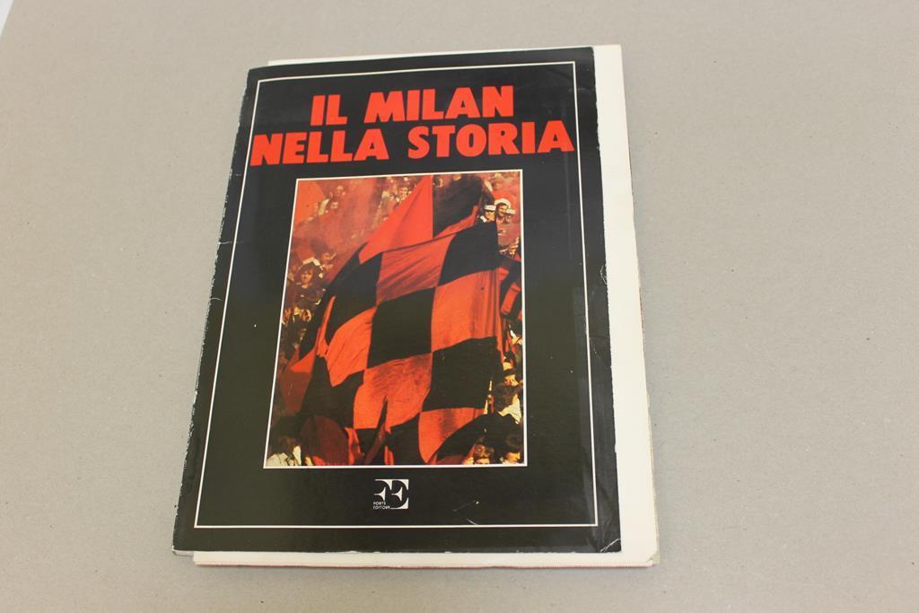 Il Milan nella storia - Libro Usato - Forte Editore -   IBS