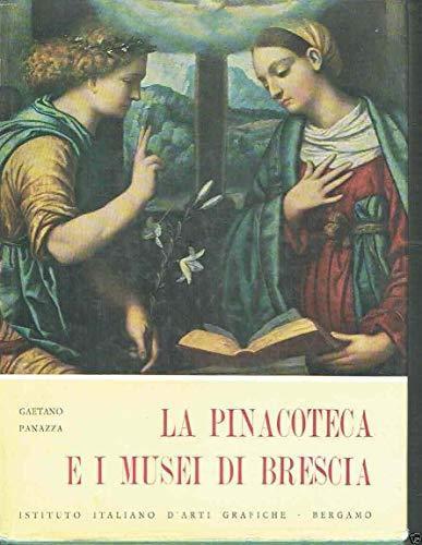 Pinacoteca e i musei di Brescia - Gaetano Panazza - Libro ...
