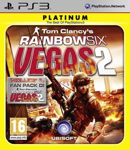 Tom Clancy's Rainbow Six Vegas 2 Complete Edition Platinum - 2
