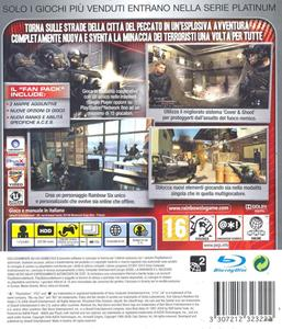 Tom Clancy's Rainbow Six Vegas 2 Complete Edition Platinum - 3