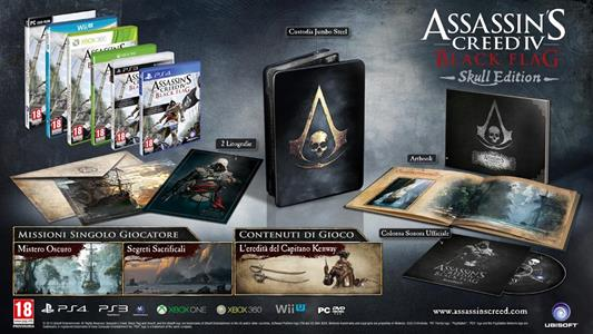 Assassin's Creed IV: Black Flag Collector's Edition