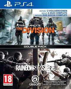 Compil Rainbow Six Siege + The Division - PS4