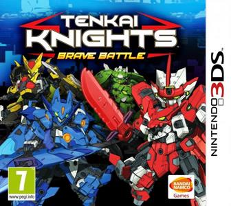 Tenkai Knights: Brave Battle - 3DS