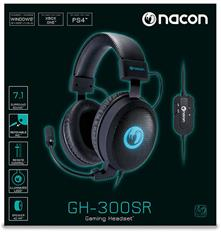 NACON Cuffie 7.1 PC