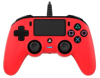 NACON Controller Wired Rosso PS4 - 2