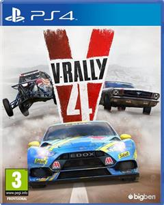 Sony PS4 V-Rally 4