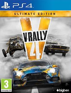 V-RALLY 4 - Ultimate Edition - PS4 - 2