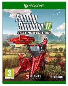 Farming Simulator 2017. Platinum Edition - XONE