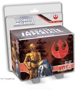 Star Wars Assalto Imperiale. R2-D2 e C-3PO