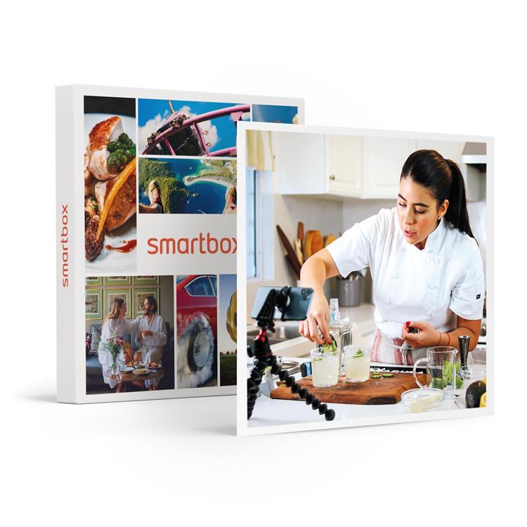 Smartbox Corso Di Cucina Online Interattivo Con Chef Da Tutto Il Mondo Cofanetto Regalo Smartbox Idee Regalo Ibs